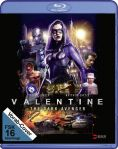 Valentine - The Dark Avenger - Blu-ray
