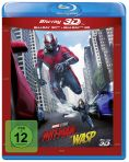 Ant-Man and the Wasp - Blu-ray 3D