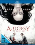 The Autopsy of Jane Doe - Blu-ray