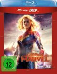Captain Marvel - Blu-ray 3D