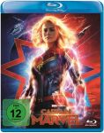 Captain Marvel - Blu-ray