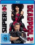 Deadpool 2 (Extended Cut) - Blu-ray