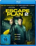 Escape Plan 2: Hades - Blu-ray