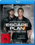 Escape Plan: The Extractors - Blu-ray