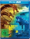 Godzilla II: King of the Monsters - Blu-ray 3D
