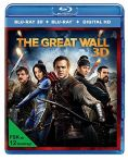The Great Wall - Blu-ray 3D
