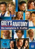 Grey`s Anatomy - Season 8.0 Disc 1