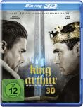 King Arthur: Legend of the Sword - Blu-ray 3D