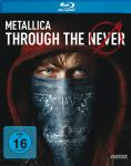 Metallica - Through the Never (OmU) - Blu-ray