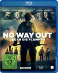 No Way Out - Gegen die Flammen -Blu-ray