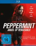 Peppermint - Angel of Vengeance - Blu-ray