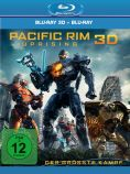 Pacific Rim: Uprising - Blu-ray 3D