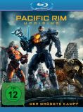 Pacific Rim: Uprising - Blu-ray