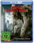 Rampage - Big Meets Bigger - Blu-ray 3D