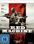 Red Machine - Hunt or Be Hunted - Blu-ray