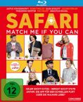 Safari - Match Me If You Can - Blu-ray