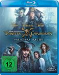 Pirates of the Caribbean: Salazars Rache - Blu-ray
