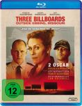 Three Billboards Outside Ebbing, Missouri - Blu-ray